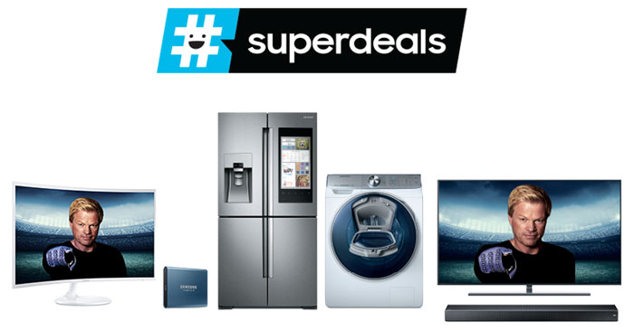 Samsung Superdeals Aktion