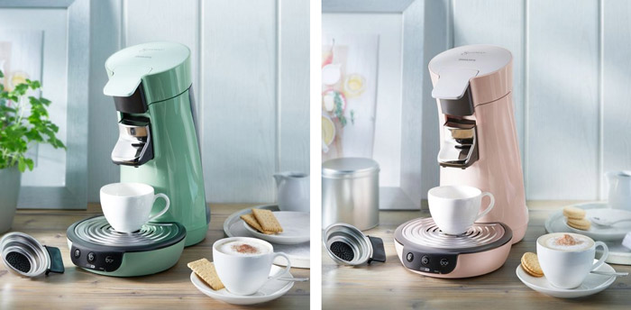 Senseo Viva Café HD7829/10 Kaffeepadmaschine