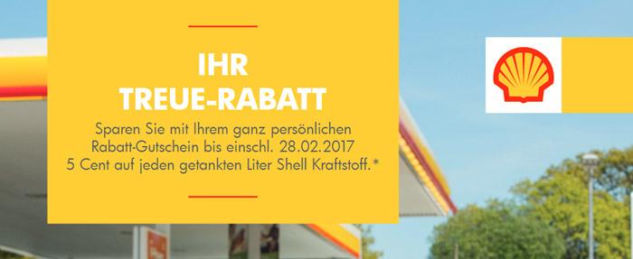 Shell Gutschein