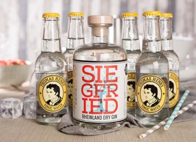 Siegfried Gin Tonic Set