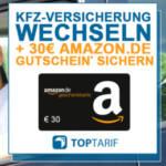 Toptarif KFZ Versicherung wechseln