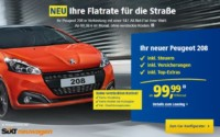 1&1 All-Net-Flat + Peugot 208 Leasing