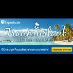 Expedia Click&Mix Gutschein