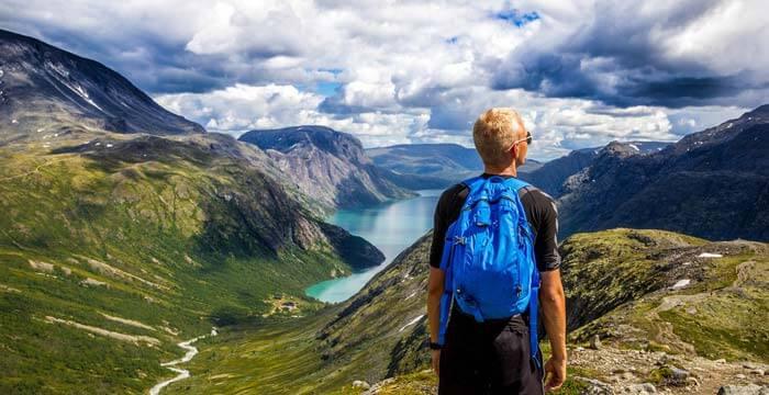 Wideroe Explore Norway Ticket