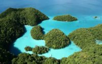 Hin- und Rückflug nach Palau