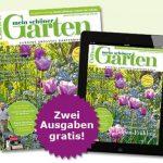 Zeitschrift Mein schöner Garten