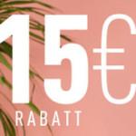 15€ Pimkie Gutschein