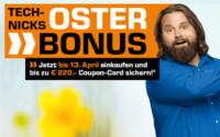 Saturn Oster Bonus
