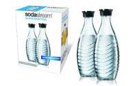 Sodastream Ersatzflaschen Crystal