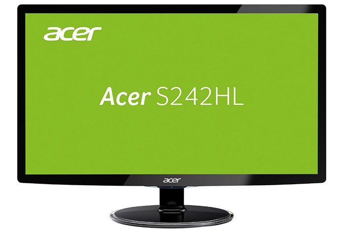 Acer S242HLDBID Monitor