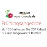 Amazon Warehouse Deals Gutschein