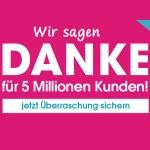 Babymarkt Aktion: 4x Gutscheine (10€, 20€, 30€ oder 50€) ab 80€ Bestellwert