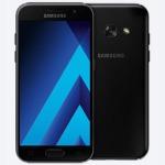 Samsung Galaxy A3 2017 Blau