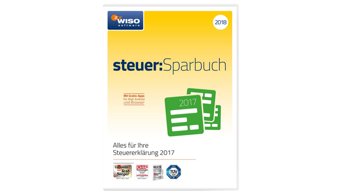 Buhl WISO Steuer Sparbuch 2018