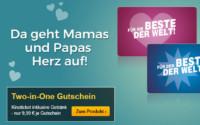 CineStar Kinokarte Muttertag Vatertag Aktion