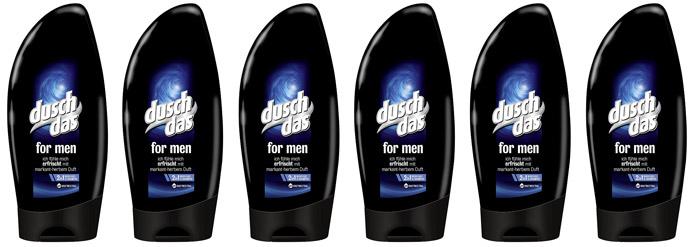Duschdas For Men 2 in 1