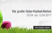 Galeria Kaufhof Oster-Rubbel-Aktion
