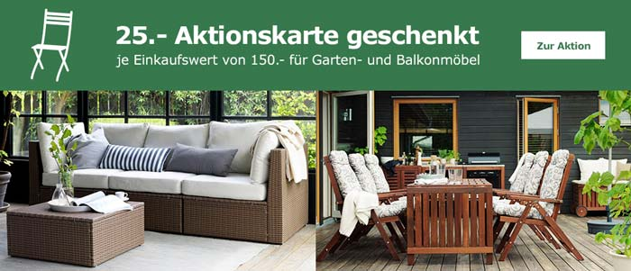 ikea gartenm bel balkonm bel kaufen 25 ikea aktionskarte. Black Bedroom Furniture Sets. Home Design Ideas
