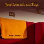 3€ Locomore Gutschein (Alternative zur deutschen Bahn)