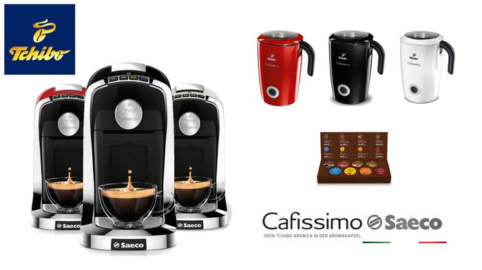 Tchibo Cafissimo Tuttocaffé Kaffeemaschine