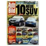 Zeitschrift Auto Bild