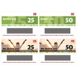 BahnCard Geschenkkarte