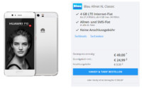 Huawei P10 + Blau Allnet XL