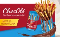 DeBeukelaer ChocOlé Sticks
