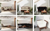 IKEA Äpplarö Loungemöbel