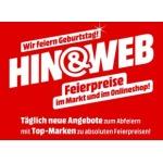 Media Markt Hin&Web Feierpreise zum 5. Geburtstag