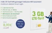 mobilcom-debitel Smart Light Tarif