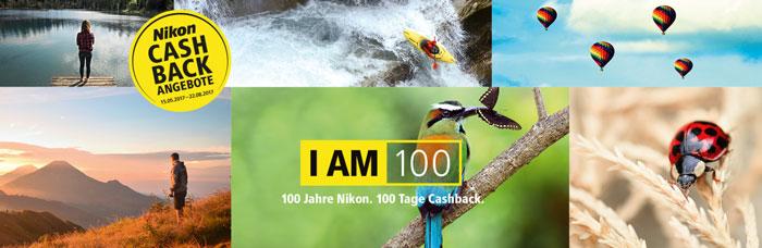 Nikon Cashback Aktion