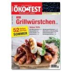 Öko Test Jahresabo (12 Ausgaben) für 23,52€