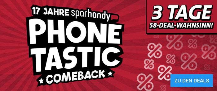 Sparhandy Phonetastic Angebote