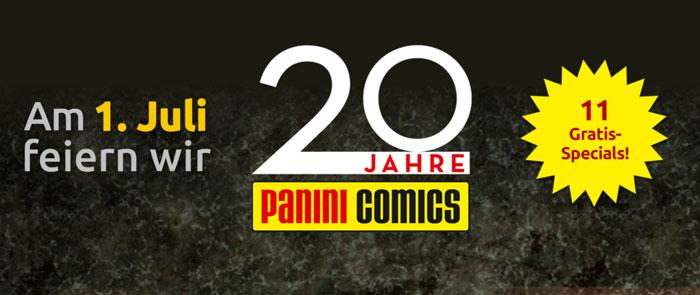 Panini Comics gratis