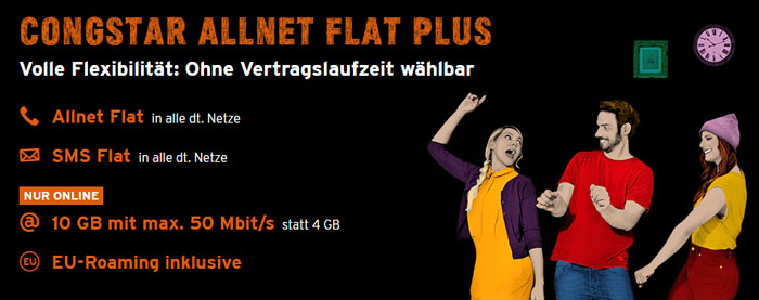 Congstar Allnet Flat Plus