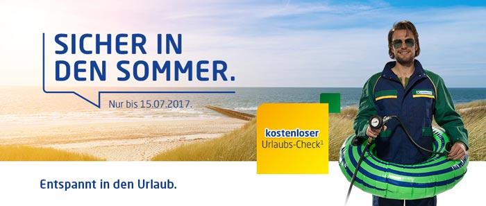 Euromaster Urlaubs-Check fürs Auto