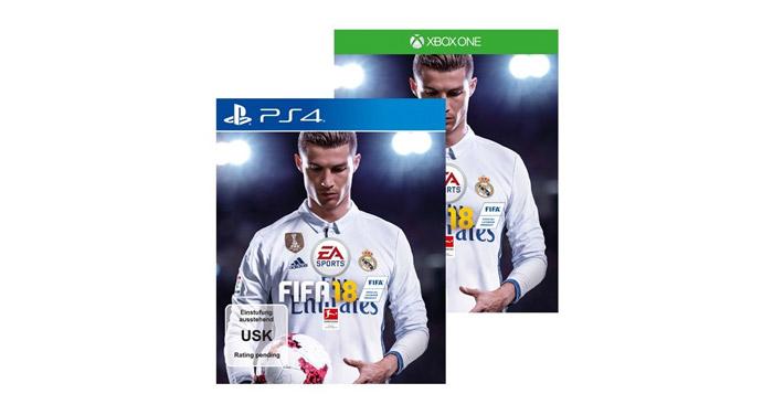 FIFA 18 vorbestellen