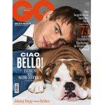 Jahresabo der Zeitschrift GQ für 19,90€ – 12 Ausgaben