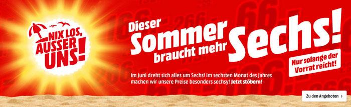 Media Markt Sommer-Angebote