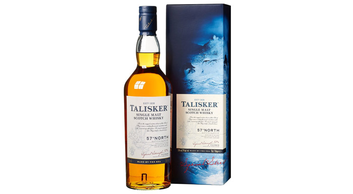 Talisker 57 North Single Malt Scotch Whisky