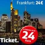 Bahn Sommer-Ticket
