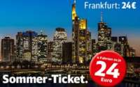 Bahn Sommer-Ticket