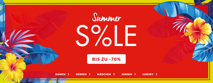 Engelhorn Summer Sale