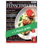 """4 Monate Magazin """"Der Feinschmecker"""" für 31,05€ + 30€ BestChoice Gutschein"""