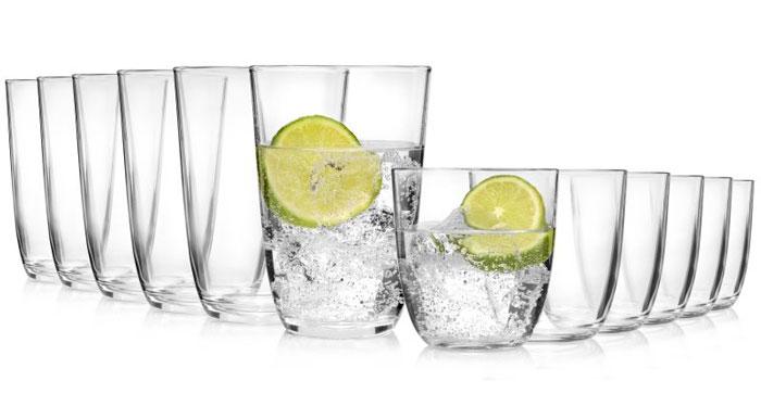 Gläser Set Fresh