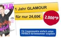Glamour Jahresabo