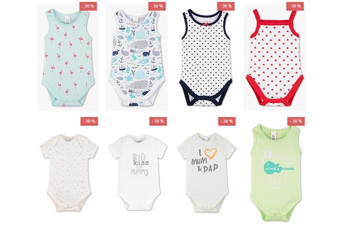 Günstige Baby Bodies