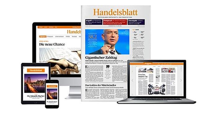 Handelsblatt Abo