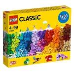 Lego Classic Bausteine-Box (10717) mit 1.500 Steinen für 39,99€